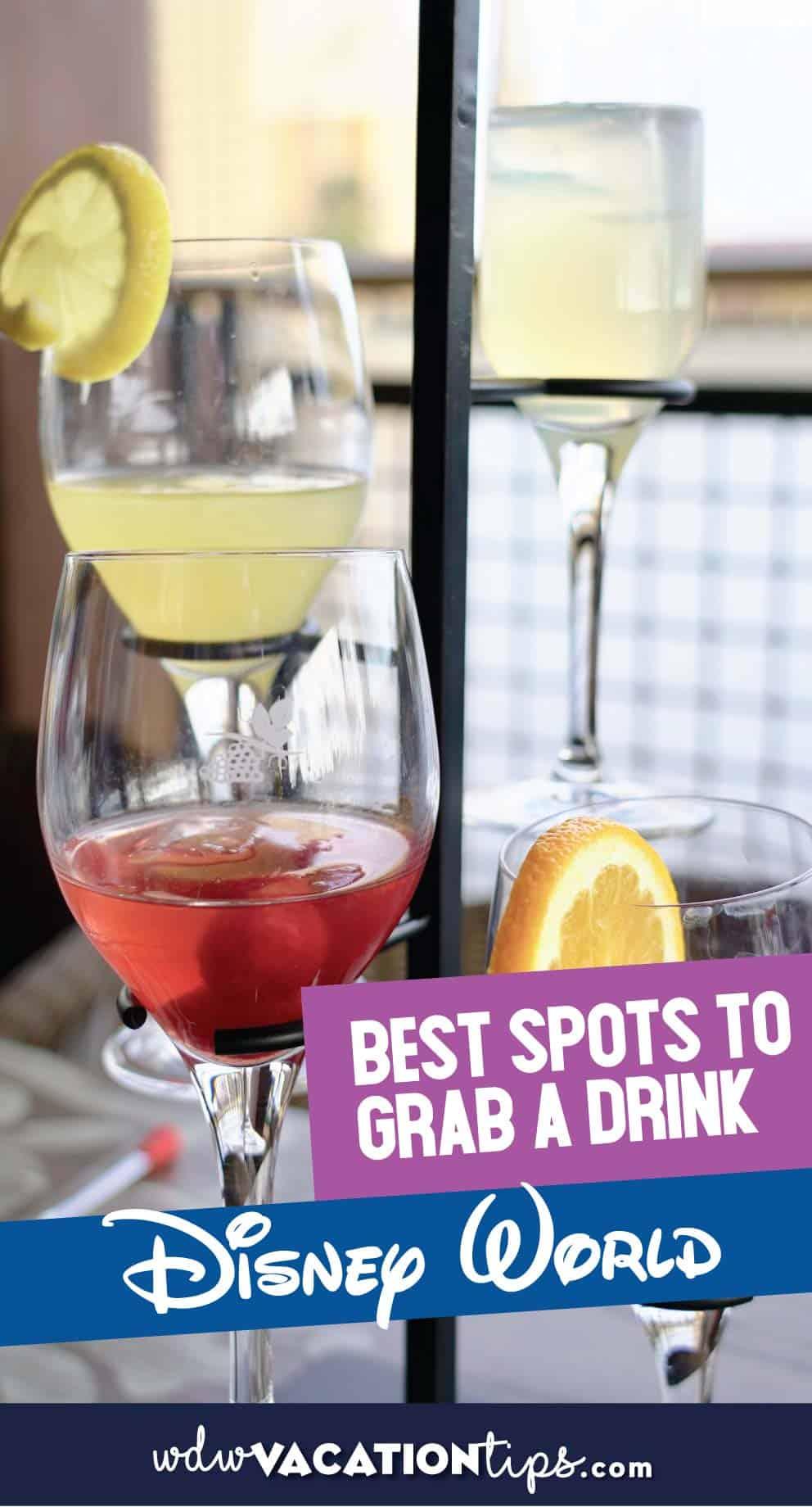 Best bars disney world