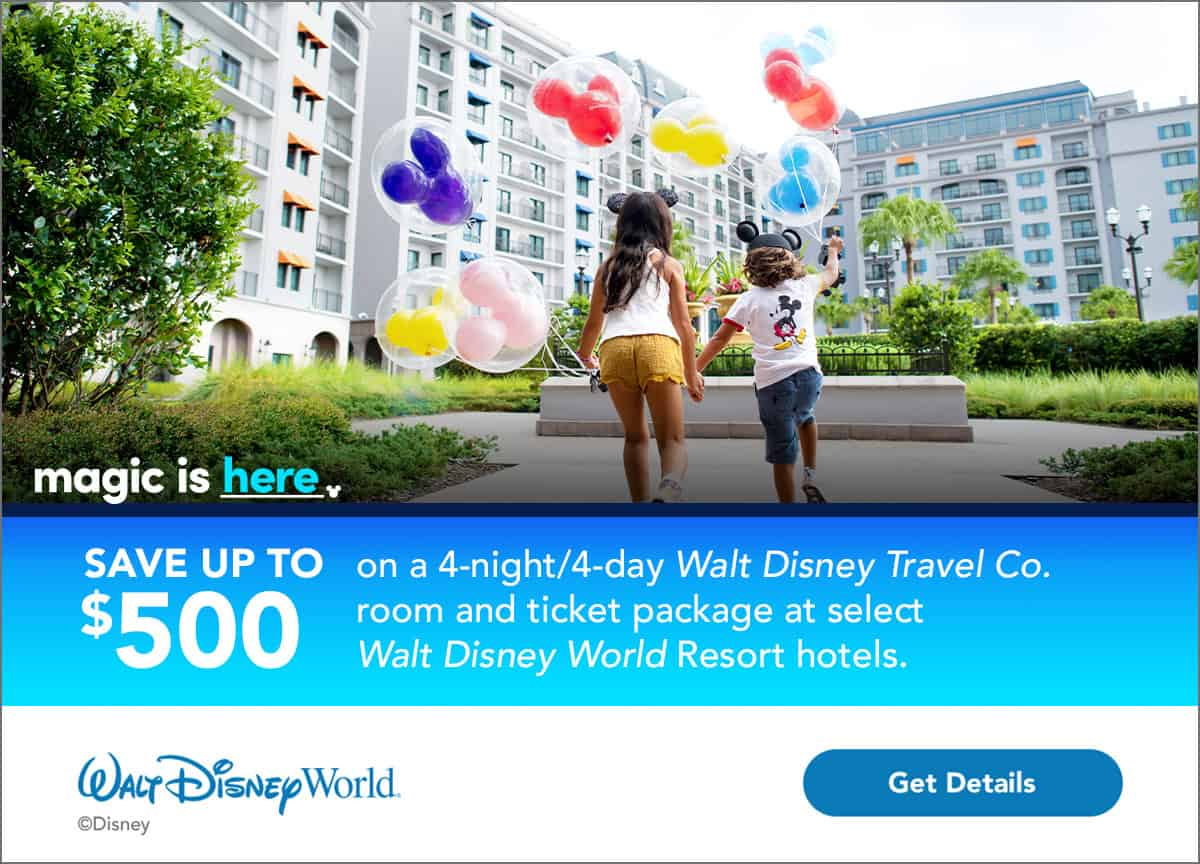 Disney Room Discount