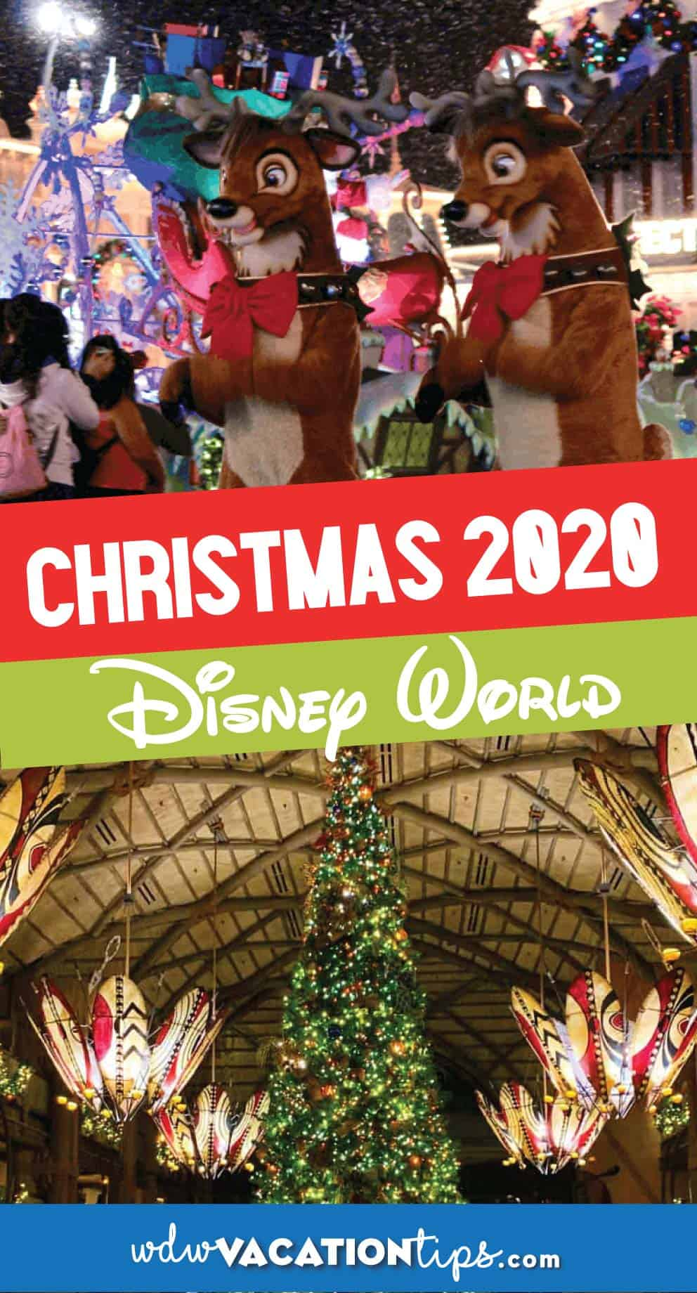 What Christmas Will Look Like at Disney World in 2020 5