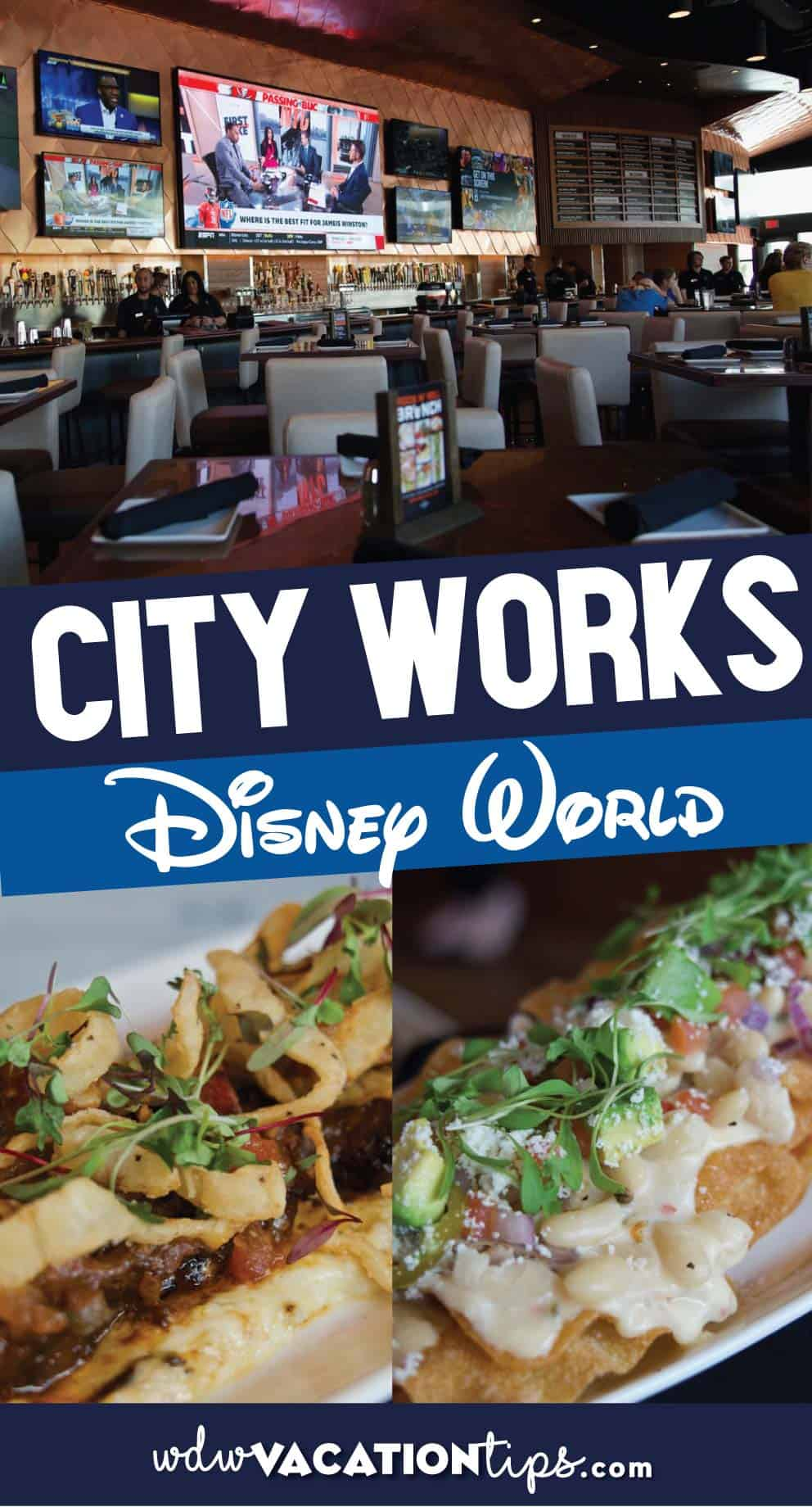 City Works Disney Springs Review