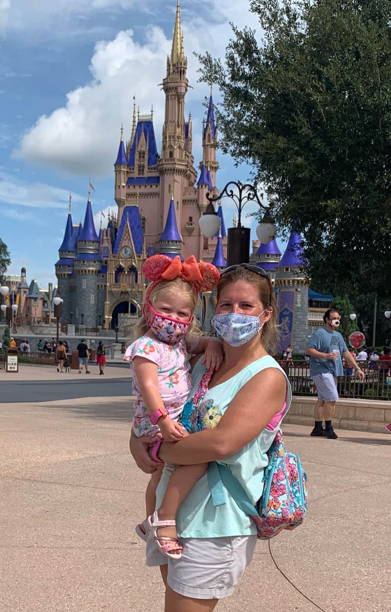 Tips for Getting your Kids to Wear a Mask at Disney All Day 3