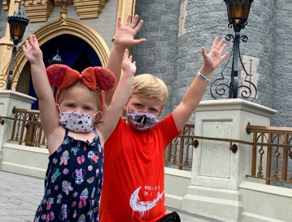 Disney World Moves to Optional Face Coverings 6
