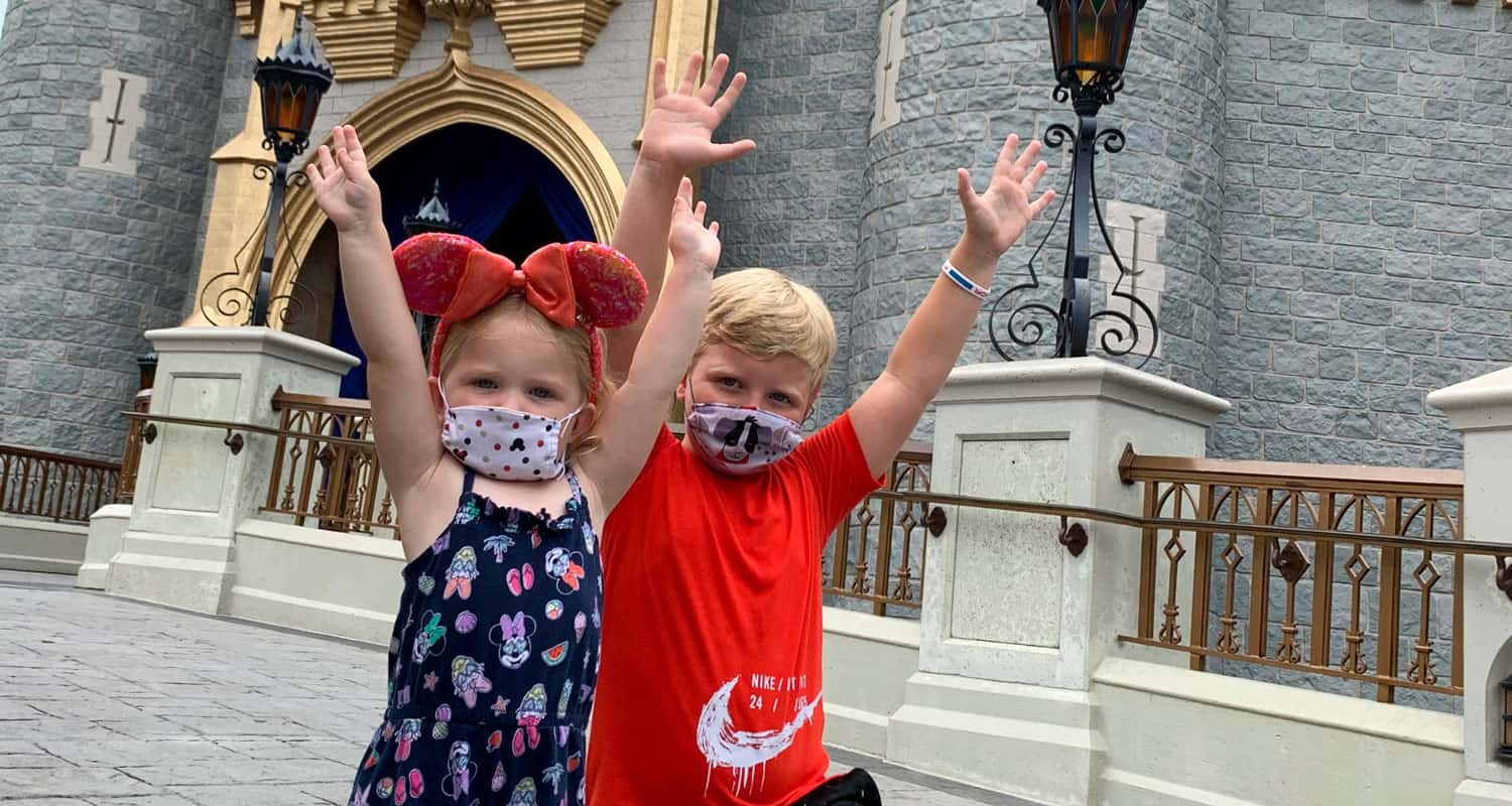 Disney World Eases on Mask Restrictions 3