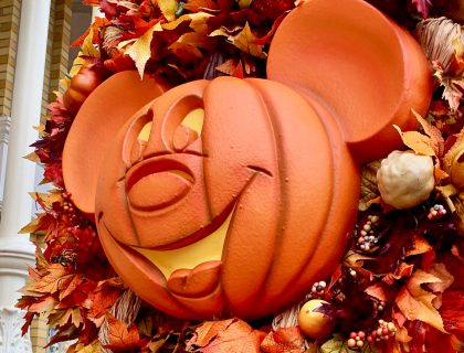 Halloween Decorations at Disney World are Coming! 9