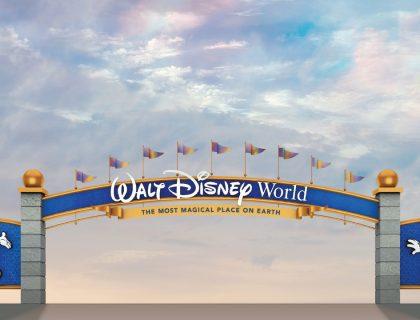 Walt Disney World Resort Entrance Gets a Makeover 7