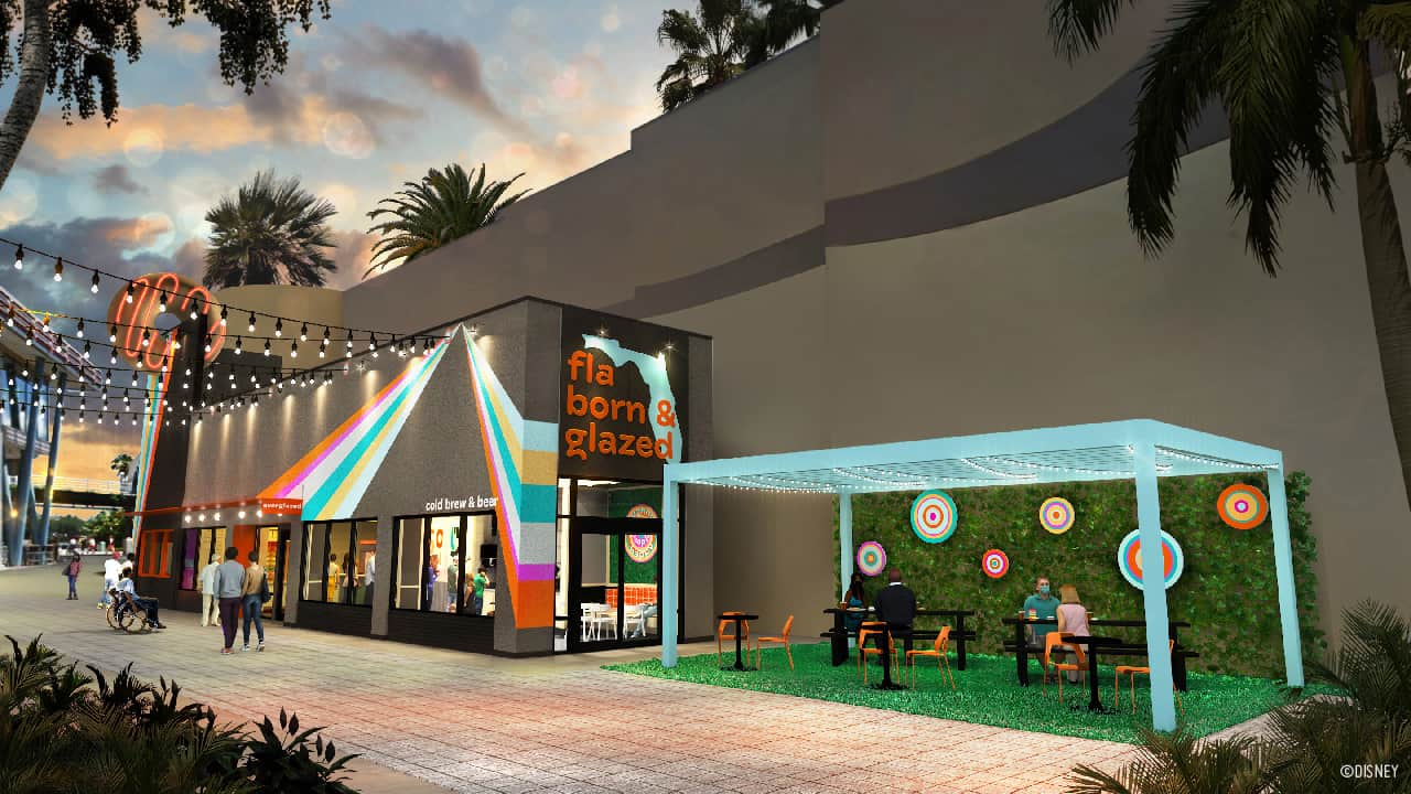 Everglazed Donuts & Cold Brew Coming to Disney Springs 3
