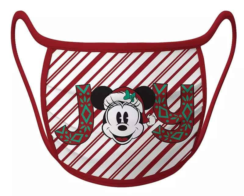 Disney Christmas Face Masks 5