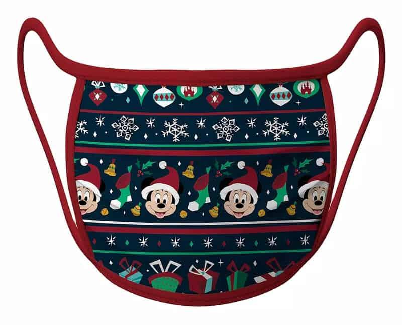 Disney Christmas Face Masks 6