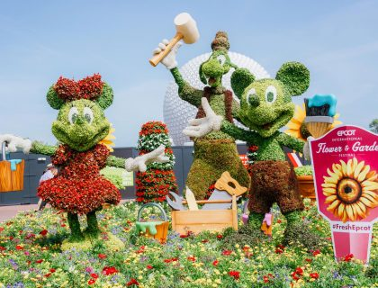 2021 Ultimate Guide to Epcot's Flower and Garden Festival 6