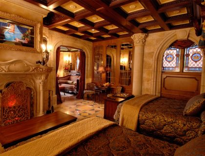How to Stay in Cinderella's Castle Suite 6