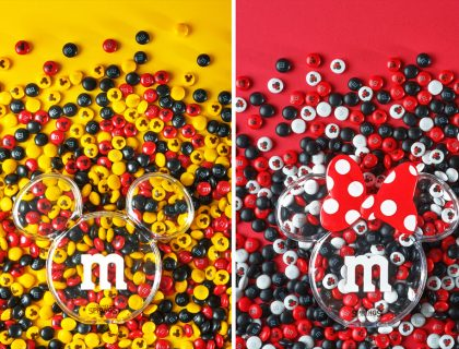 Exclusive Mickey and Minnie M&Ms Coming to Disney Springs 5