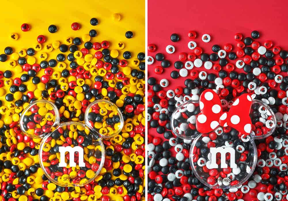 Exclusive Mickey and Minnie M&Ms Coming to Disney Springs 3