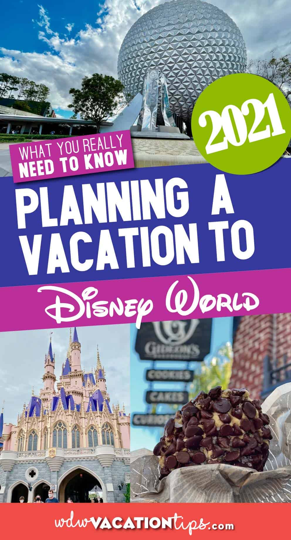 Important Tips for Planning a Disney World Vacation in 2021 1