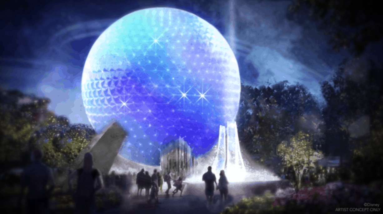 Celebrate Disney World's 50th Anniversary! 9