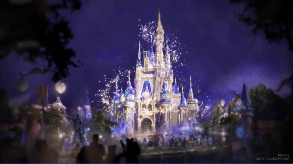 Celebrate Disney World's 50th Anniversary! 3