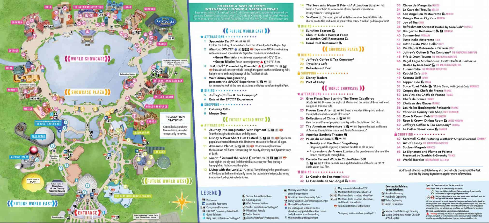 2021 Ultimate Guide to Epcot's Flower and Garden Festival 1
