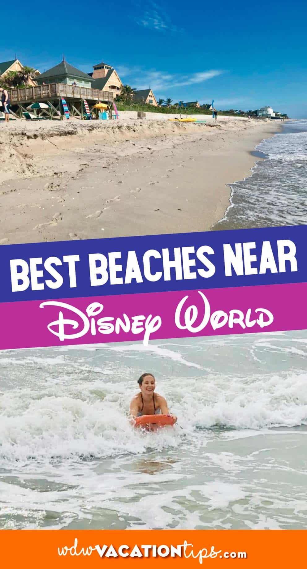 Best beaches near disney world