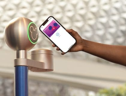 Turn Your Phone into a Magicband 5