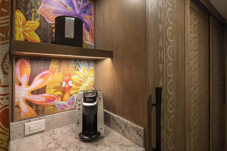 Inside the Moana Rooms at Disney's Polynesian Village Resort 4
