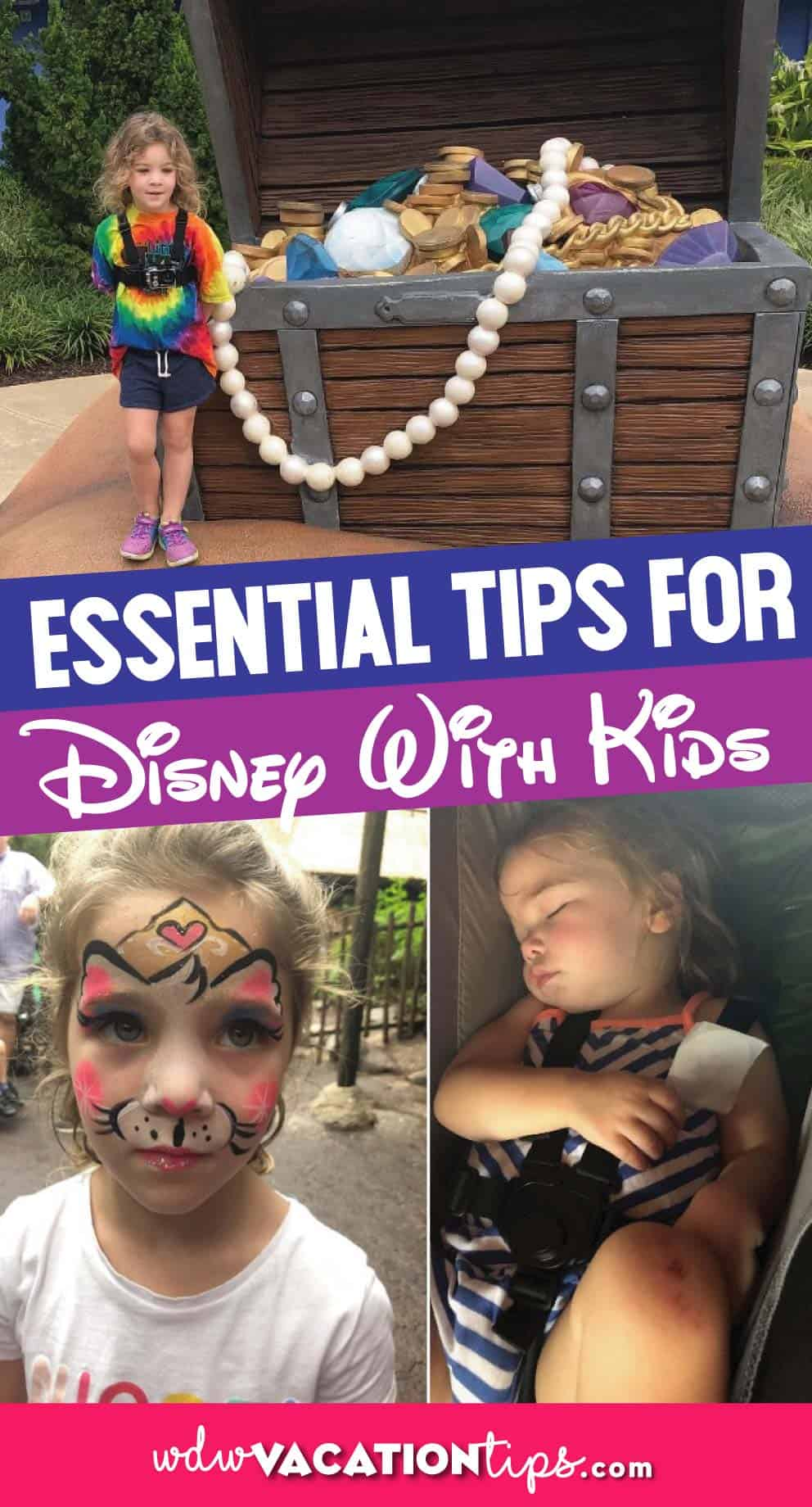 Essential Reminders for Taking Young Children to Disney World 5