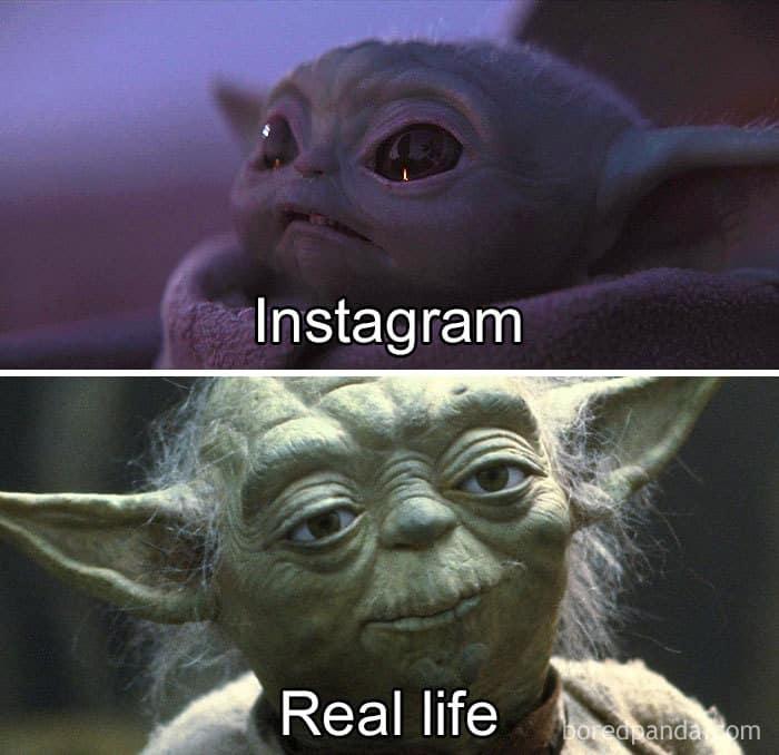 Favorite Funny Baby Yoda Memes 4