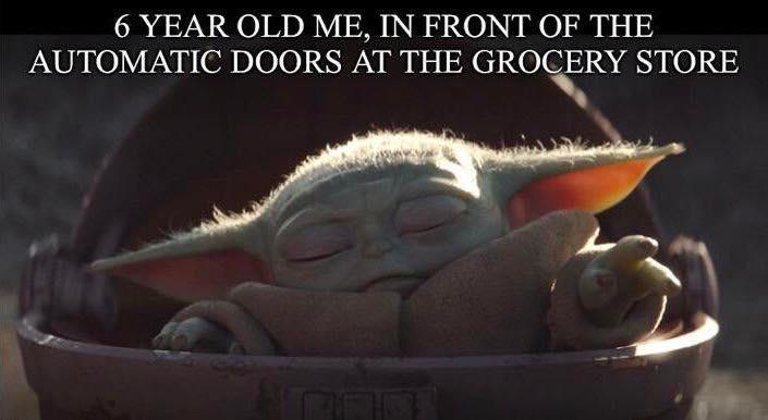 Favorite Funny Baby Yoda Memes 9