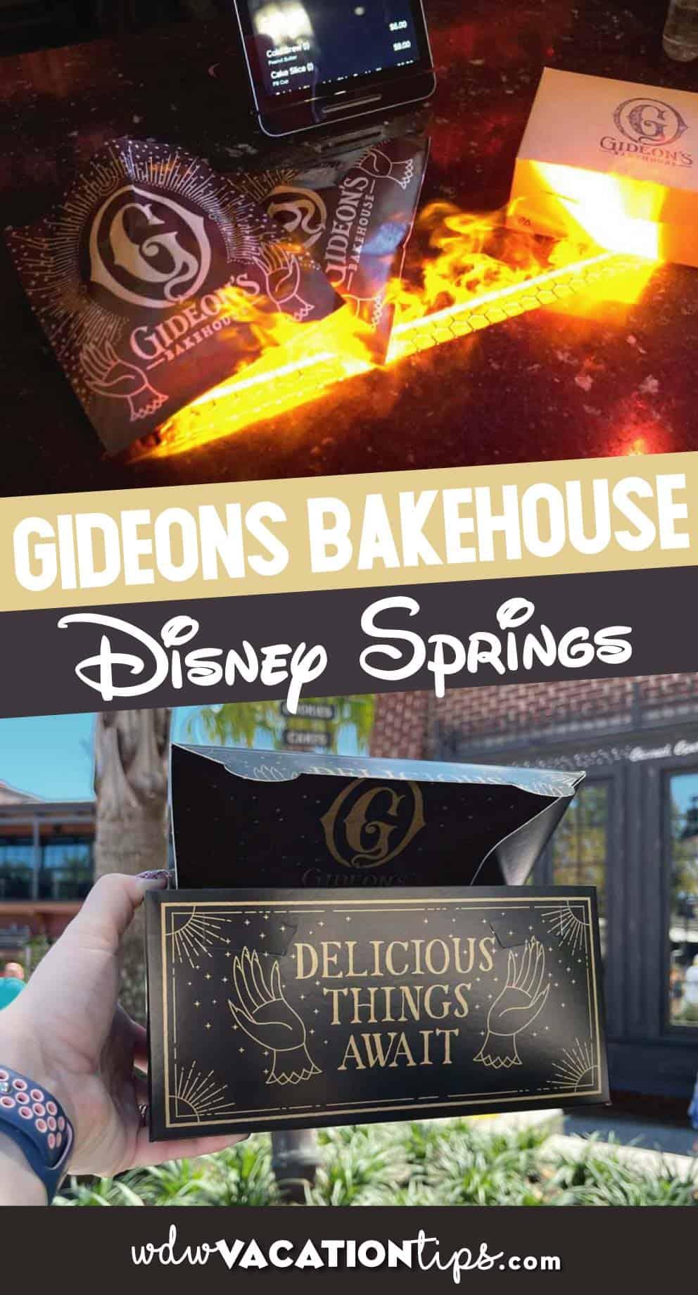 Gideons Bakehouse Review Disney Springs