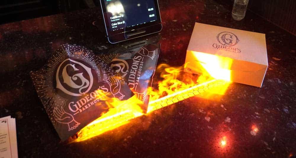 Gideon's Bakehouse Disney Springs Review 7