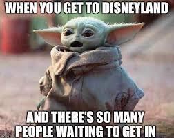 Favorite Funny Baby Yoda Memes 10