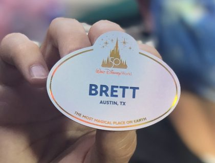Walt Disney World Cast Members Get New Nametags 5