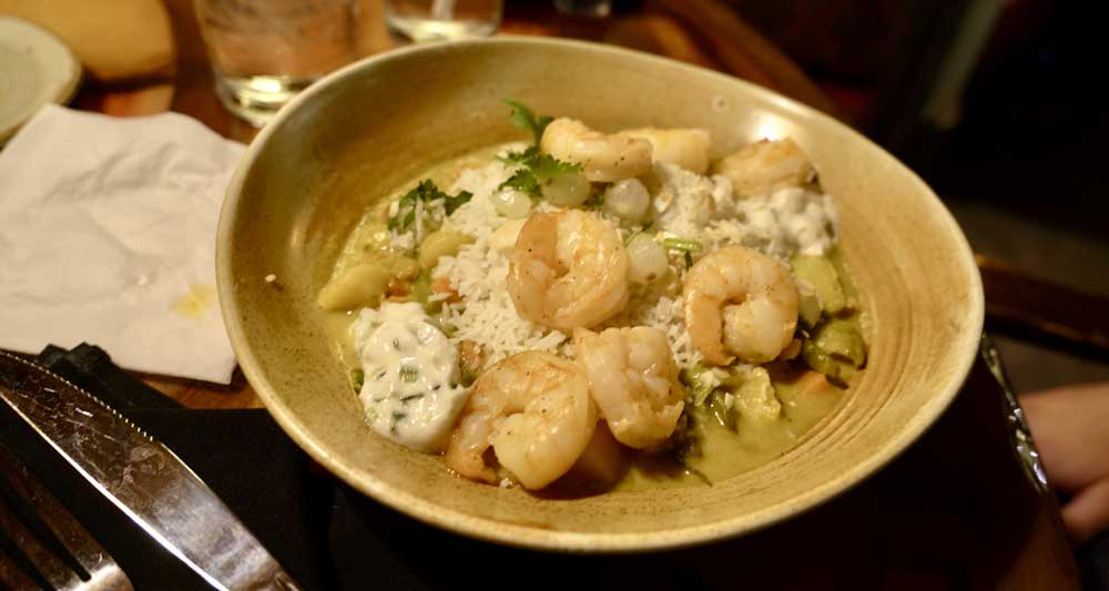 Sanaa Dining Review 6
