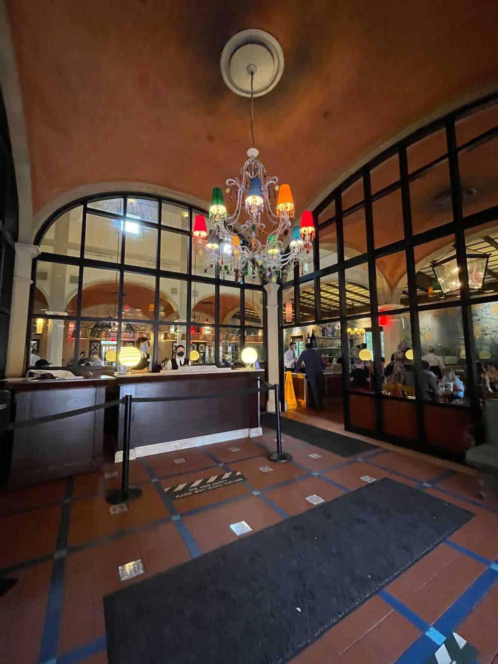Via Napoli Dining Review 3