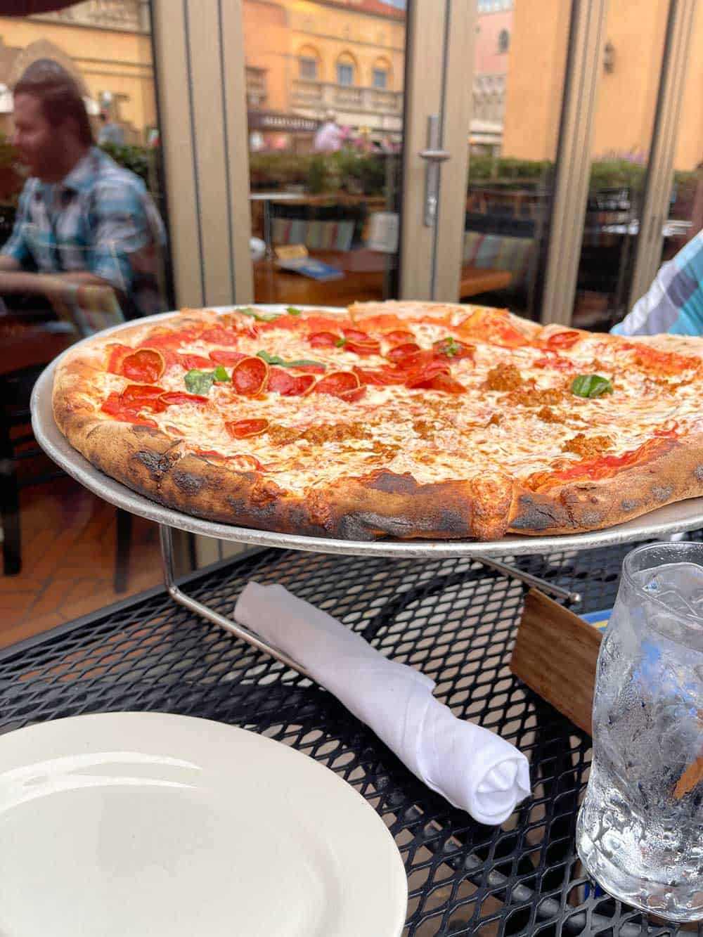 Via Napoli Dining Review 5