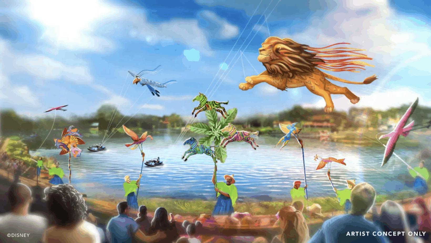 Celebrate Disney World's 50th Anniversary! 6