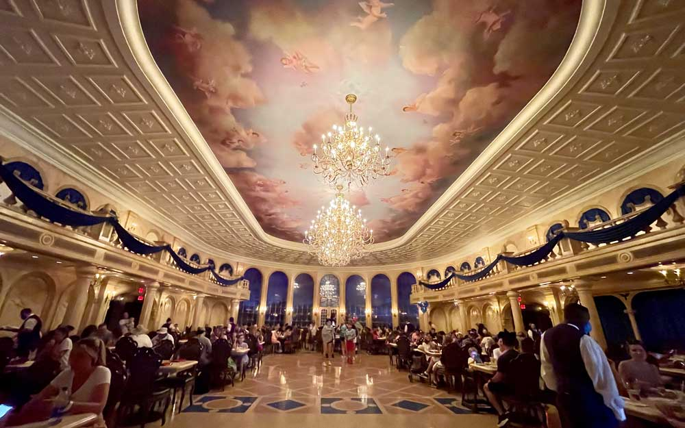 Be Our Guest Dining Review 3