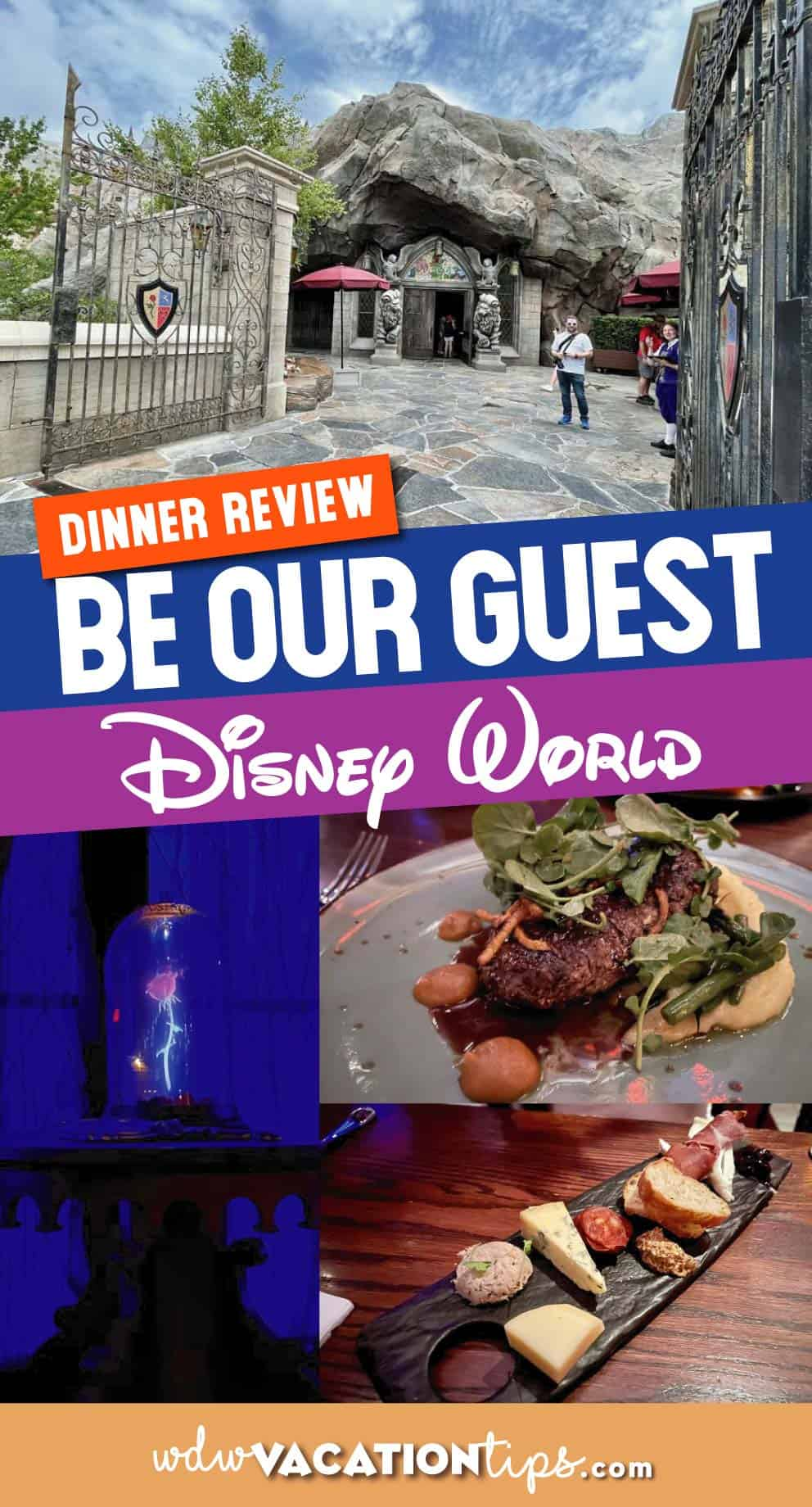 Be Our Guest Dining Review