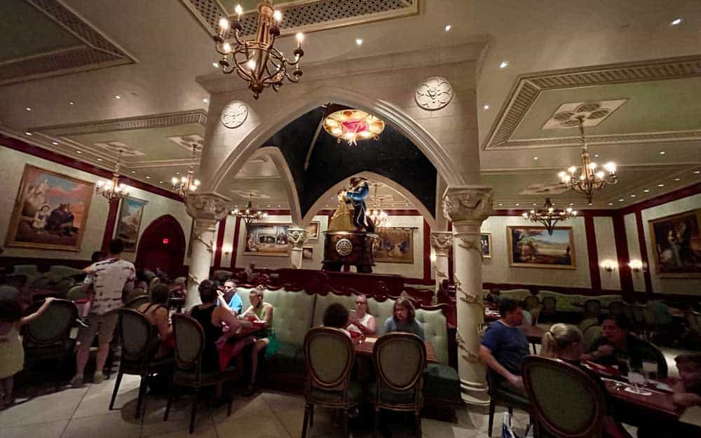 Be Our Guest Dining Review 6