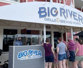 Big River Grille and Brewing Works Review