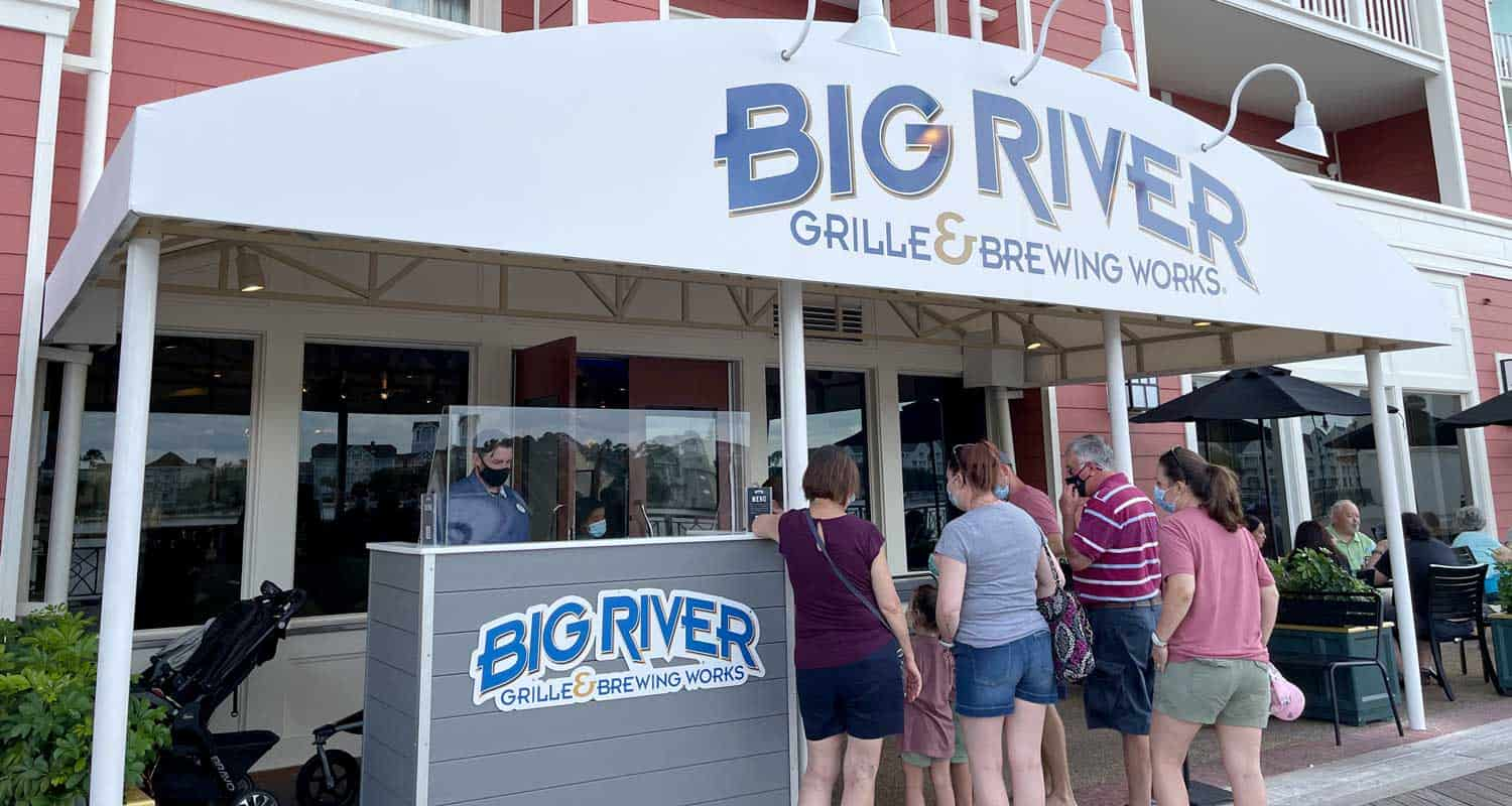 Big River Grille and Brewing Works Review 3