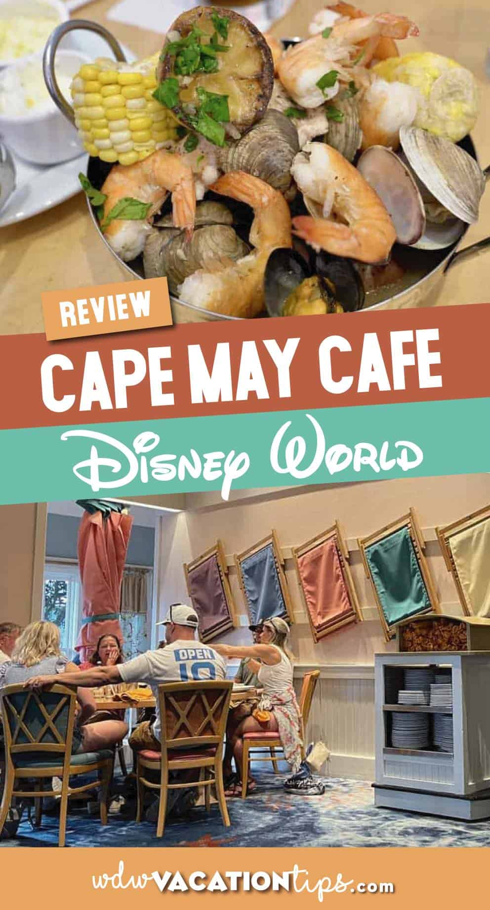 Cape May Cafe Review