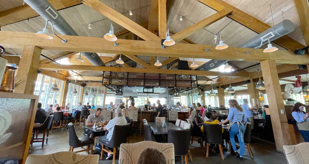 Chef Art Smith's Homecomin' Dining Review 2