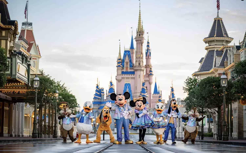 Celebrate Disney World's 50th Anniversary! 11