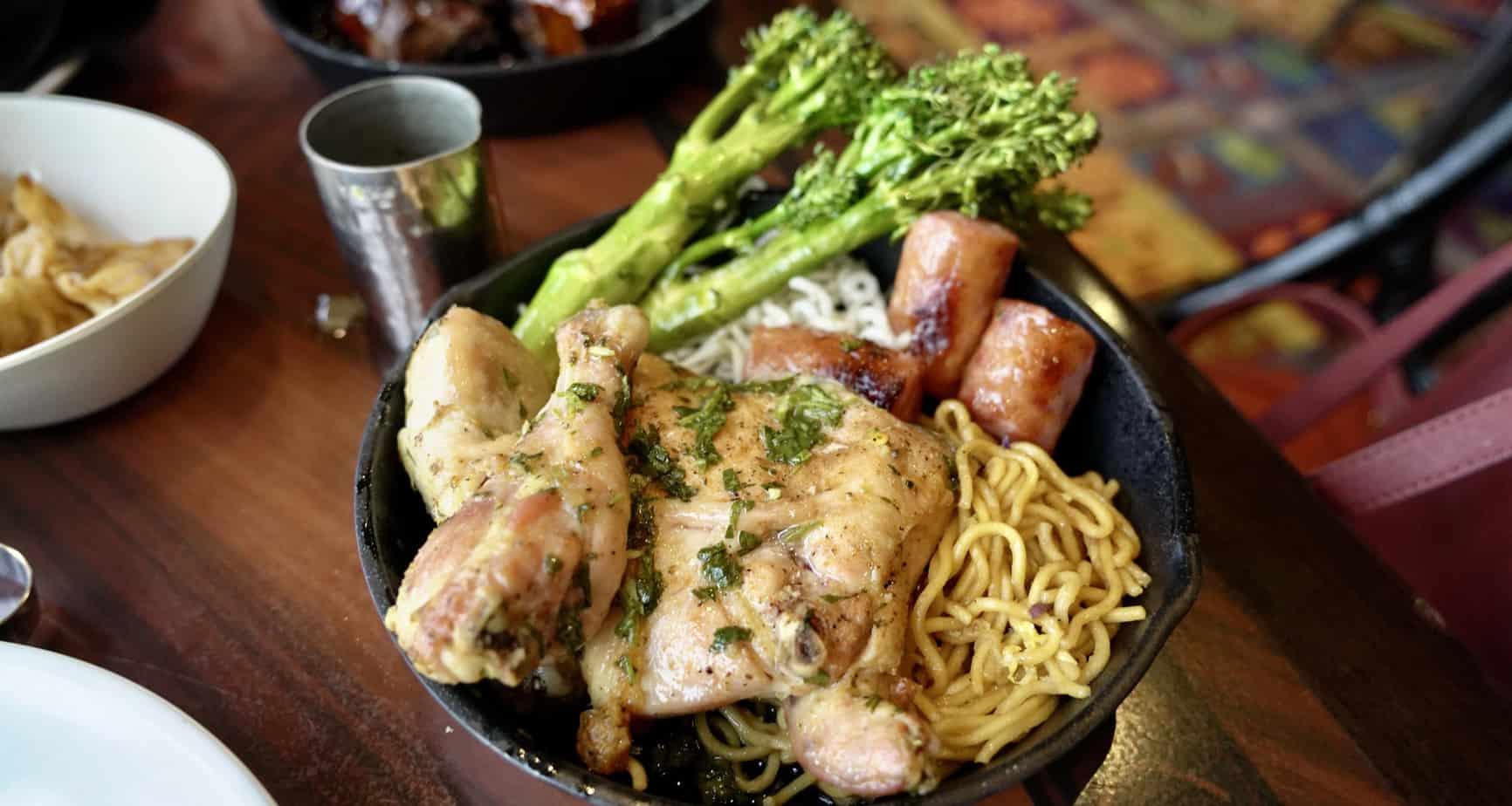 Ohana Dining Review Dinner 12