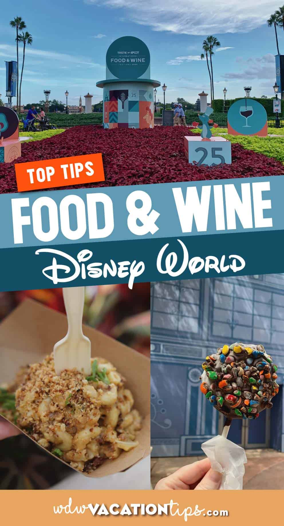 Epcot Food and Wine Festival Tips 5